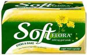 Prøv også Mills Soft Flora Steke og bake.
