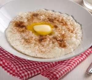 Prøv også Risgrøt med lettmelk fra oppskrift.