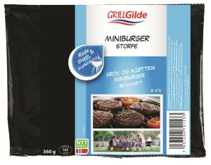Prøv også Gilde storfe miniburger.