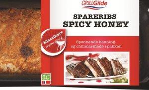 Prøv også Gilde Spareribs spicy honey.