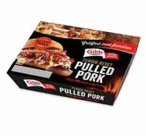 Prøv også Gilde pulled pork.