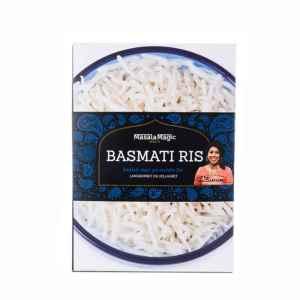 Prøv også Masalamagic Nirus basmati ris.