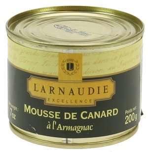 Prøv også Andelevermousse m/armagnac.