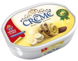 Prøv også Hennig Olsen Crème Banan sjokolade.