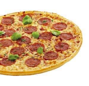 Prøv også Buitoni Pizza Salami.