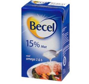 Prøv også Becel mat.