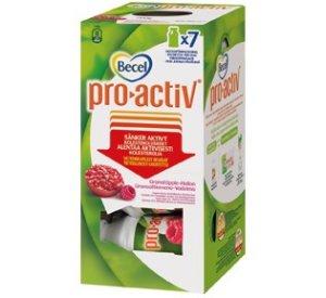 Prøv også Becel proactiv granateple.