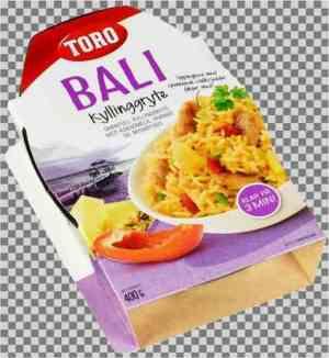 Prøv også Toro Bali kyllinggryte ferdig.