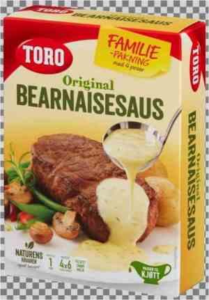 Prøv også Toro Bernaisesaus økonomipakke tilberedt.