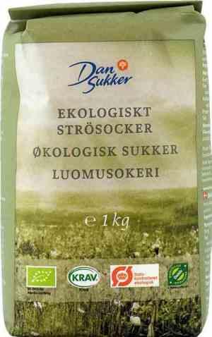 Prøv også Dansukker økologisk sukker.