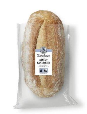 Prøv også Bakehuset vårt beste grovt landbrød.