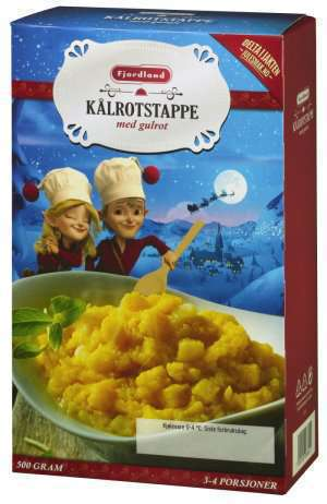 Prøv også Fjordland kålrotstappe familiepk.