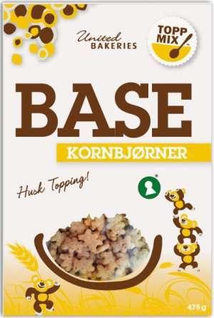 Prøv også Toppmix base Kornbjørner.