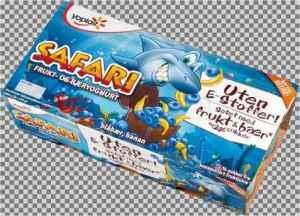Prøv også Yoplait Safari Hai.