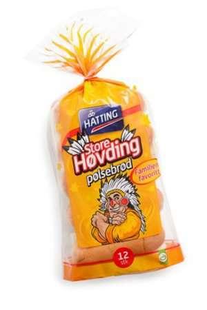 Prøv også Hatting Store Høvding pølsebrød.