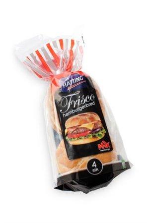 Prøv også Hatting Frisco Hamburgerbrød.