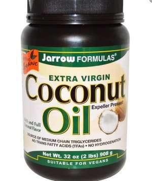Prøv også Kokosolje.