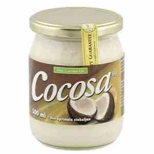 Les mer om Cocosa Pure Coconut Oil hos oss.