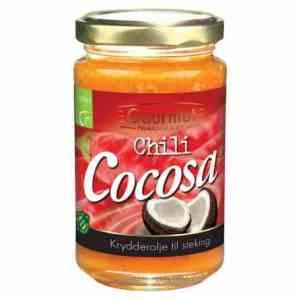 Les mer om Cocosa Gourmet 500g Chilli hos oss.