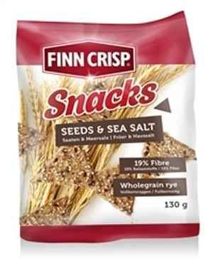 Les mer om Finn Crisp Knekkebr�d Rye Snacks Fr� hos oss.