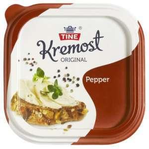 Prøv også Kremost pepper.