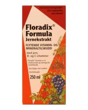 Prøv også Floradix.