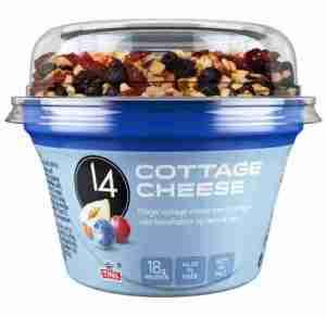Les mer om Tine 14 Cottage Cheese Hasseln�tt hos oss.