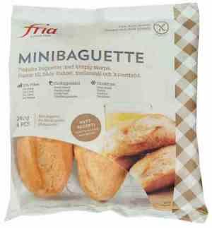 Prøv også Fria Minibaguette.