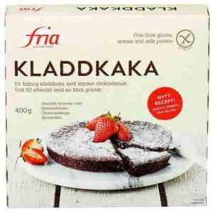 Prøv også Fria Kladdkaka.