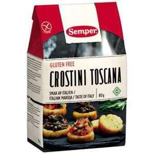 Prøv også Semper Crostini Toscana.