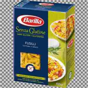 Prøv også Barilla Fusilli Glutenfri.