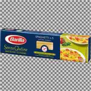 Prøv også Barilla Spaghetti Glutenfri.