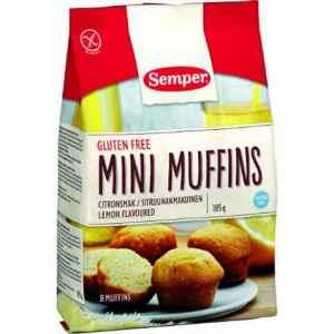 Prøv også Semper Mini Muffins med citronsmak.
