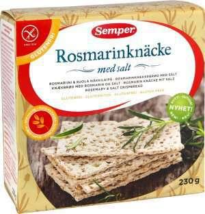 Les mer om Semper Rosmarinkn�cke med salt hos oss.