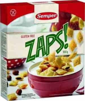 Prøv også Semper Zaps.
