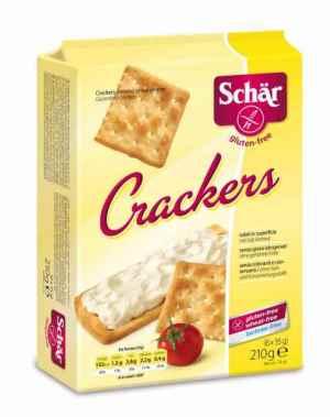 Prøv også DrSchär Crackers.