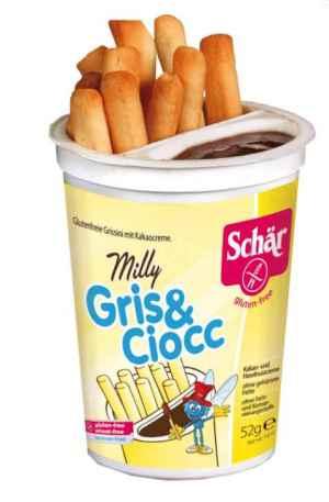 Prøv også DrSchär Milly Gris & Ciocc.