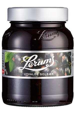 Prøv også Lerums Utvalde solbærsyltetøy.