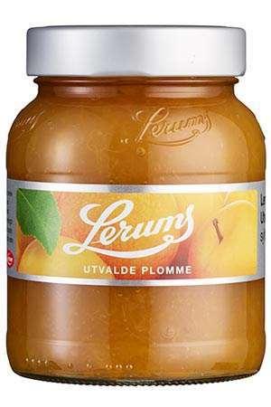 Prøv også Lerums Utvalde plommesyltetøy.
