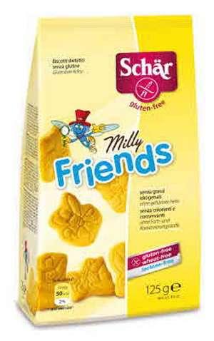 Prøv også DrSchär Milly Friends.