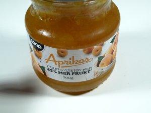 Prøv også Coop aprikossyltetøy.