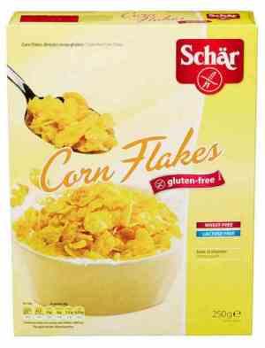 Prøv også DrSchär Corn Flakes.