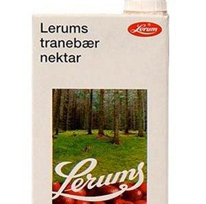 Prøv også Lerums tranebærnektar.