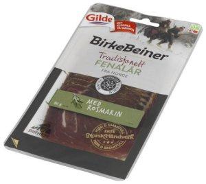 Prøv også Gilde Birkebeiner fenalår med rosmarin.