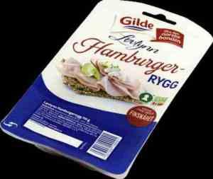 Prøv også Gilde Løvtynn Hamburgerrygg.