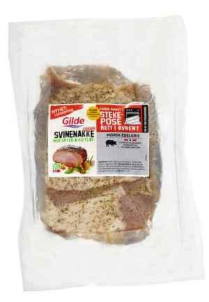 Prøv også Gilde edelgris svinenakke.
