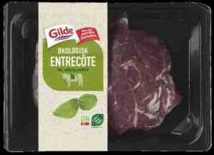 Prøv også Gilde Langtidsmørnet økologisk entrecote.