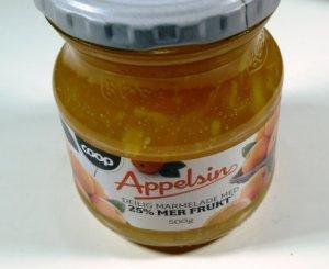 Prøv også Coop appelsinmarmelade.
