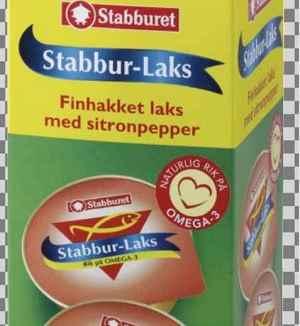 Prøv også Stabbur laks med sitronpepper.
