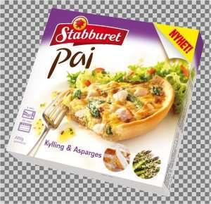 Prøv også Stabburet kylling og aspargespai.